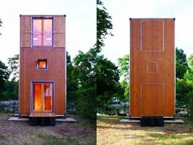 ΕΝΤΥΠΩΣΙΑΚΟ: Τριώροφο σπίτι 7 τ.μ.! (pics)