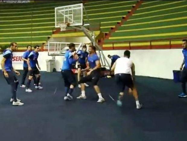Μουντιάλ 2014: Άρωμα… NBA στο Αρακαζού! (video)