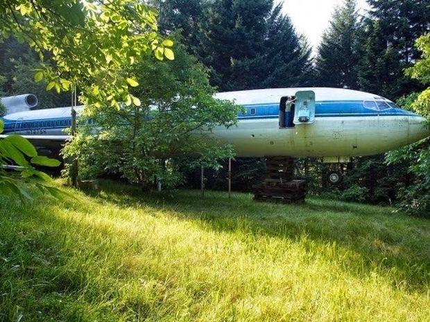 Αεροπλάνο της Ολυμπιακής μετατράπηκε σε... εξοχικό! Δείτε το εντυπωσιακό βίντεο!