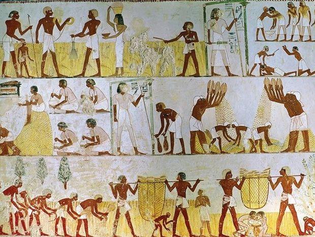 ΑΠΙΣΤΕΥΤΟ: Δείτε τι έκαναν οι Φαραώ για να μην τους ενοχλούν οι μύγες!