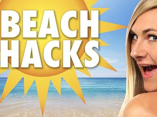 VIDEO: 9 έξυπνα κόλπα για την παραλία