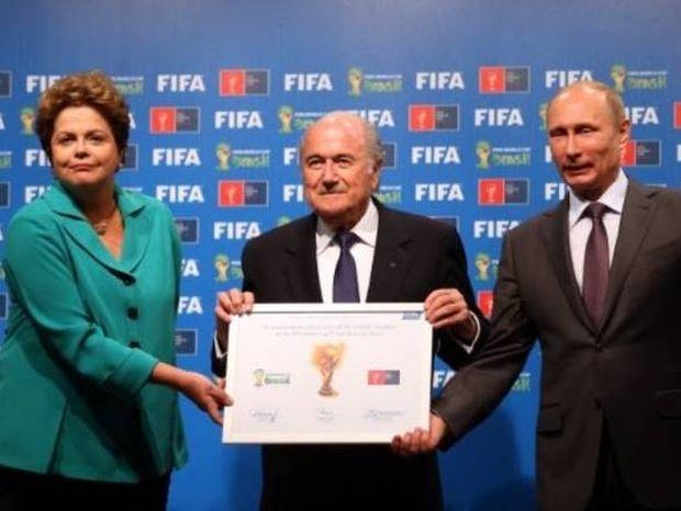 Παγκόσμιο Κύπελλο: «Να μην γίνει το Μουντιάλ στην Ρωσία του Πούτιν»