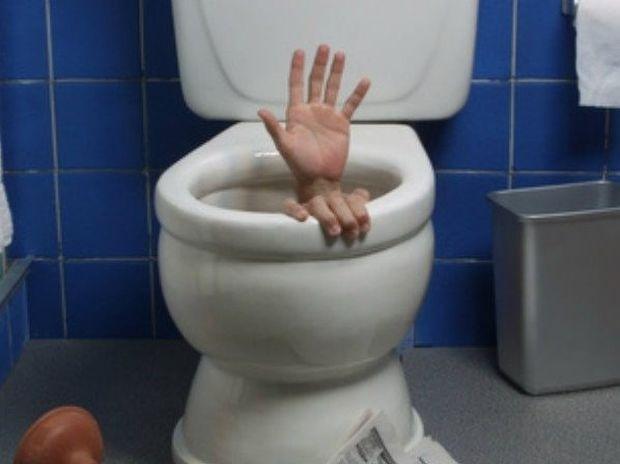 Πώς να εξαφανίσετε το πουρί από την τουαλέτα χωρίς χημικά και ειδικά προϊόντα