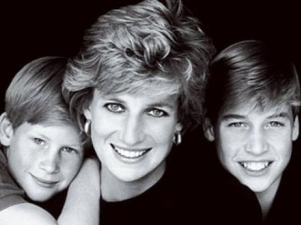 Πριγκίπισσα Diana: Το απρόσμενο δώρο στους γιους της, 17 χρόνια μετά τον θάνατό της