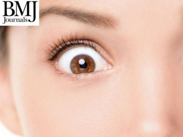 Δείτε τα μάτια σας και μάθετε αν κινδυνεύετε από έμφραγμα στη 10ετία