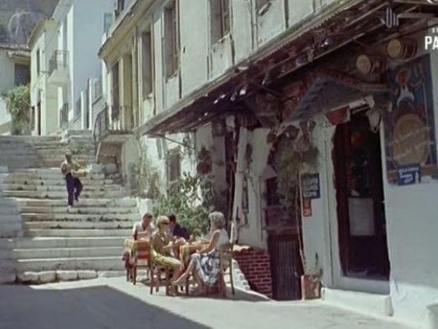 Μια άλλη ζωή: H Αθήνα του 1960 σε ένα εκπληκτικό video