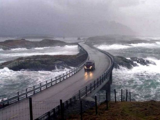 Ο πιο επικίνδυνος αυτοκινητόδρομος του κόσμου