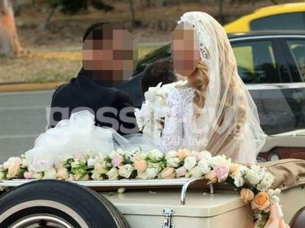 Και όμως! Ζευγάρι της ελληνικής showbiz παντρεύτηκε δύο φορές! (φωτό)