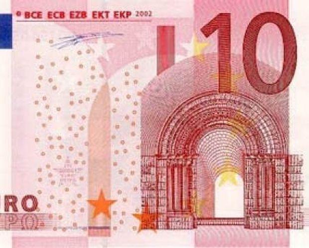 Σε ισχύ από την Τρίτη το νέο χαρτονόμισμα των 10 ευρώ (pics)
