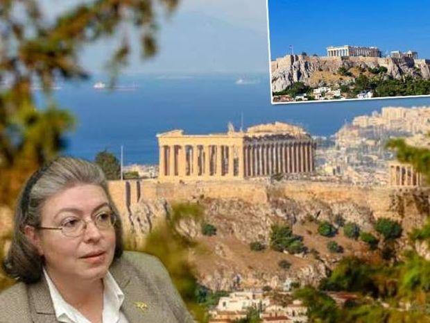 «Η Ακρόπολη καταρρέει, προειδοποιούν Έλληνες μηχανικοί»