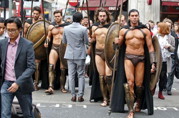 Αστρολογική επικαιρότητα, 4/10: Ο Ερμής και οι σέξι Σπαρτιάτες του Λονδίνου