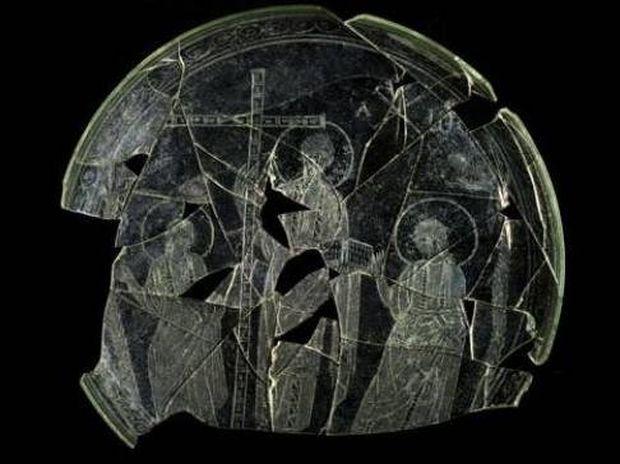 Βρέθηκε εικόνα του Ιησού που δεν έχει γένια (pics)