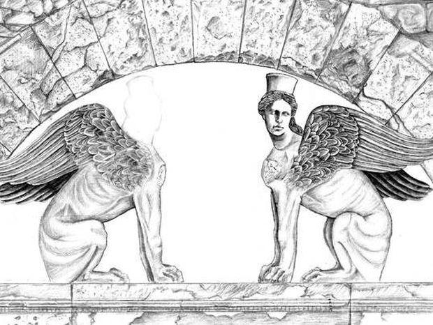 Κενοτάφιο του Μεγάλου Αλεξάνδρου στην Αμφίπολη
