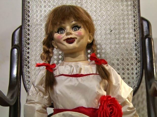 Κούκλα Άναμπελ: Η πιο τρομακτική φάρσα που έχετε δει (Βίντεο)