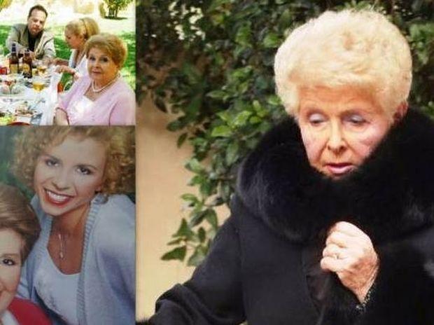 Τα σπαρακτικά λόγια της Βέφας: «Η Αλεξία είναι ο άγγελός μου τώρα… Τώρα είμαι και μάνα και γιαγιά»