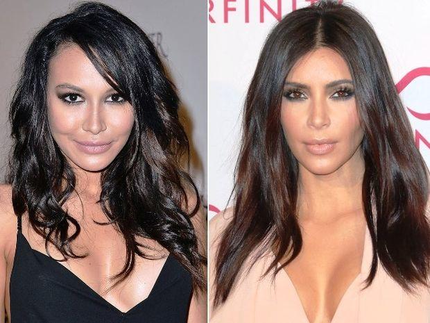 Kim Kardashian & Naya Rivera: Η αντιπαλότητα μεταξύ Ζυγού και Αιγόκερω καλά κρατεί