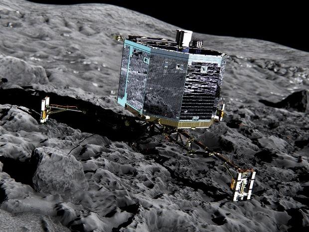 Αστρολογική επικαιρότητα, 14/11: Θα καταφέρει να σταθεί στον κομήτη Τσούρι το διαστημικό ρομπότ Philae;