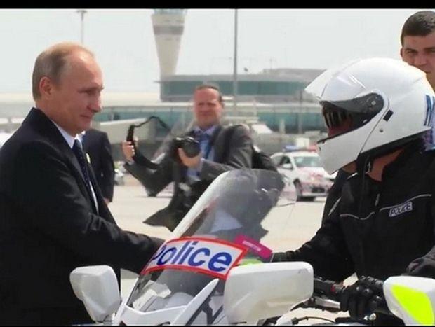 Με μια κίνηση ο Πούτιν τρέλανε τους Αυστραλούς!