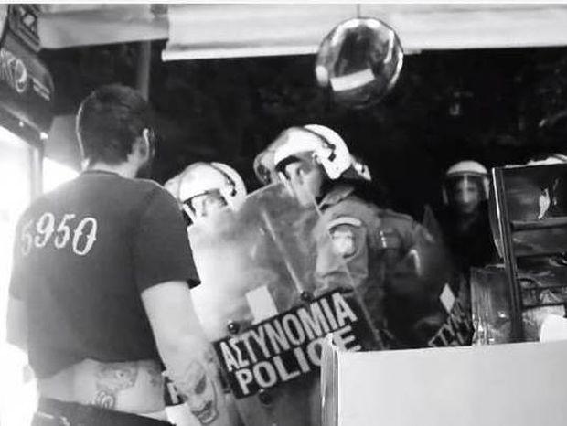 Βίντεο-σοκ για την Ελληνική Αστυνομία!