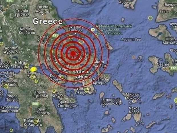 Διχάζουν τους επιστήμονες οι σεισμοί στην Εύβοια