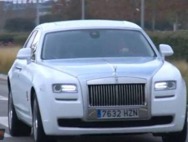 Η οδική …γκρίνια του Κριστιάνο Ρονάλντο στον Χεσέ (video)