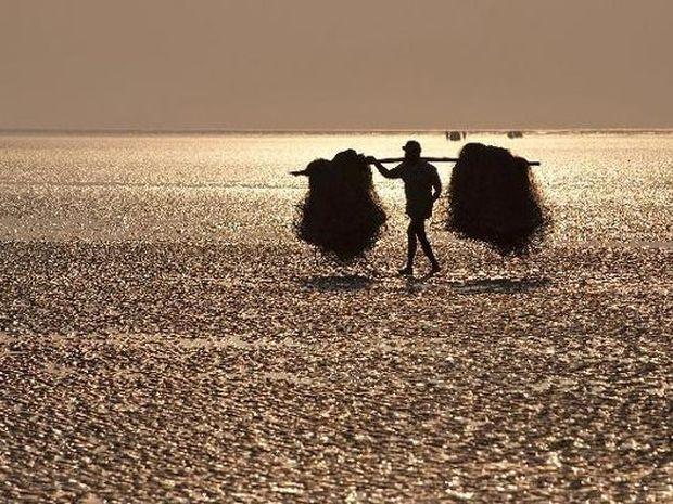 Όταν η θάλασσα εξαφανίζεται!