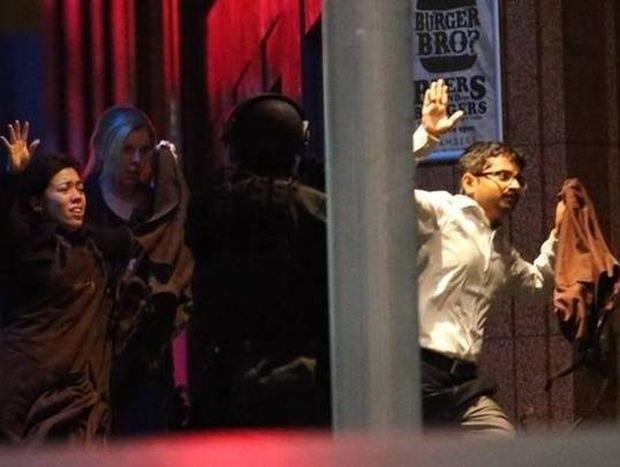 Σίδνεϊ: Έληξε το θρίλερ της ομηρίας από τον τζιχαντιστή