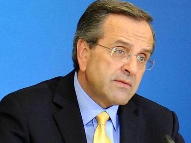 Σαμαράς: Ψηφίστε Πρόεδρο για να μην βγούμε από την Ε.Ε.