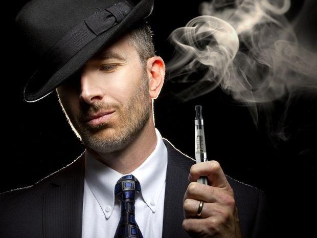 Το ηλεκτρονικό τσιγάρο βοηθά στην διακοπή του καπνίσματος