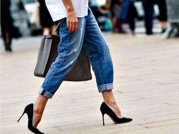 Το μυστικό για να εφαρμόζει άψογα το τζιν παντελόνι σου!