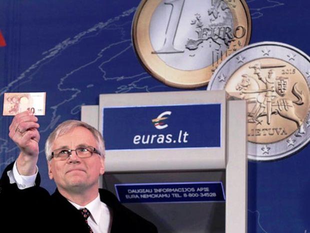 Αστρολογική επικαιρότητα 3/1: Η Λιθουανία γίνεται το 19ο μέλος της Ευρωζώνης