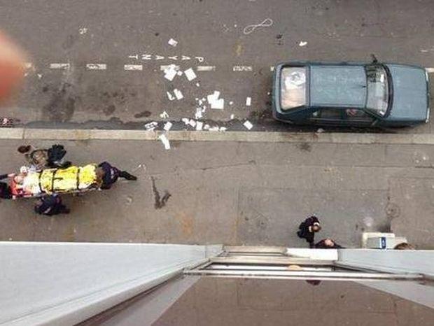 Παρίσι: Πυροβολισμοί στα γραφεία του σατιρικού περιοδικού Charlie Hebdo