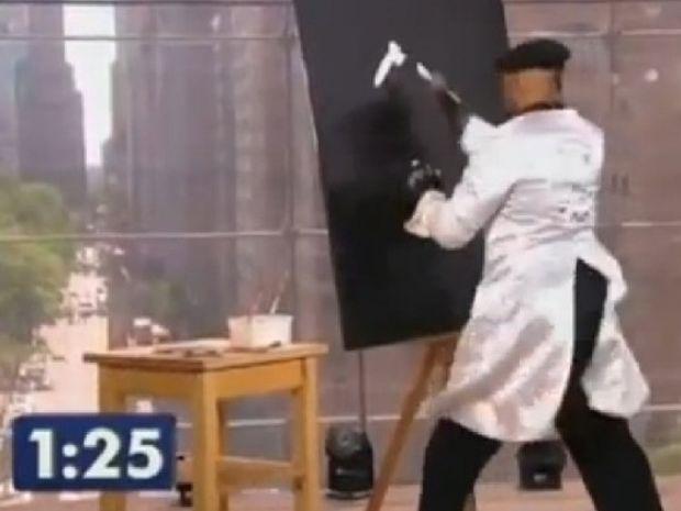Speed painting που θα σας αφήσει άφωνους! (video)