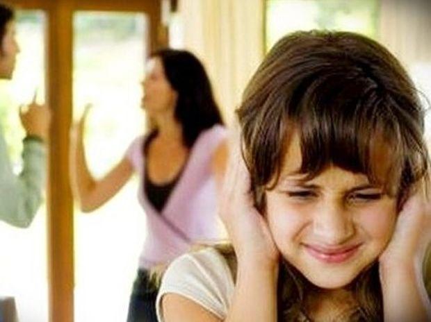 Ψυχοσωματικά συμπτώματα στο παιδί μετά από διαζύγιο