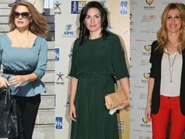 Εκλογές: Υποψήφιες και καλοντυμένες - Οι πιο κομψές κυρίες της Eλληνικής Βουλής