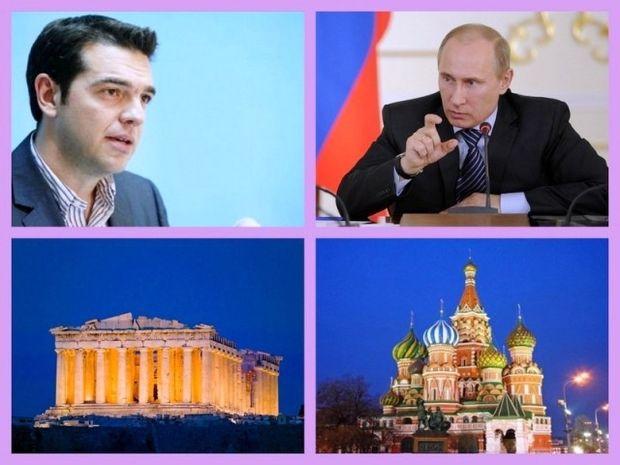 Πολιτικές εξελίξεις 2015-2018: Η στροφή της Ελληνικής κυβέρνησης προς την Ρωσία