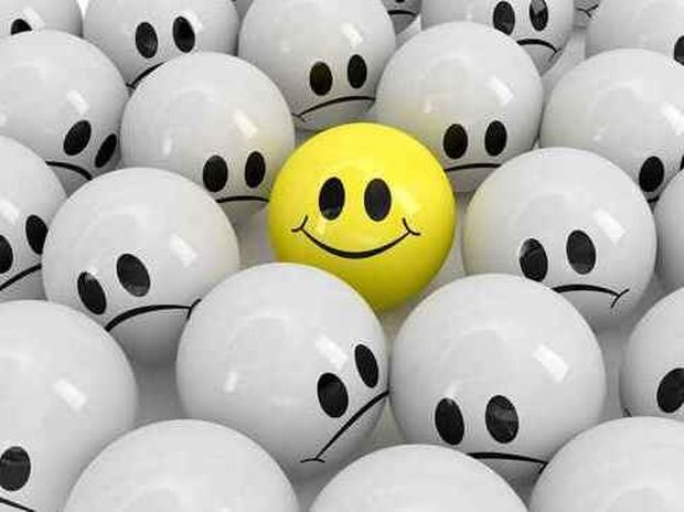 Η χαρά είναι απόφαση… δική σου!