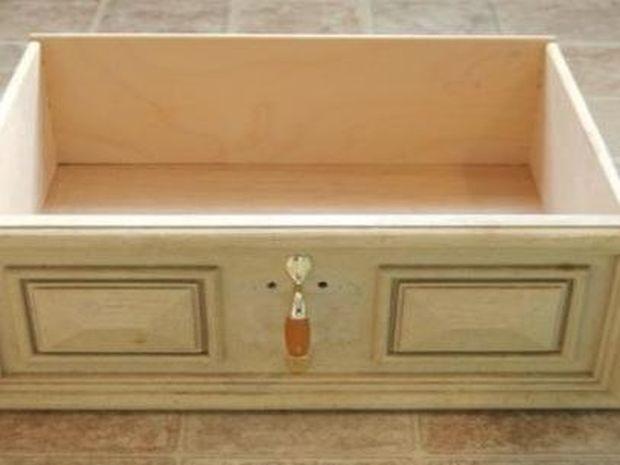 Μόλις δείτε τι έφτιαξε με ένα παλιό συρτάρι θα θέλετε να κάνετε ακριβώς το ίδιο! (photos)