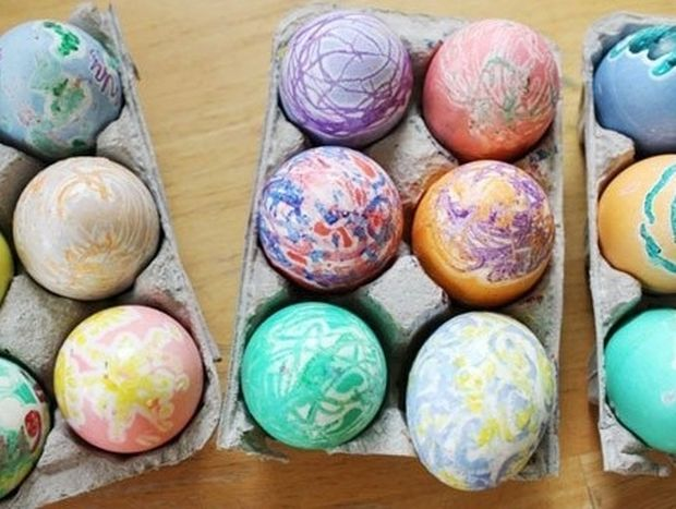 50 ιδέες για τα φετινά Πασχαλινά αυγά