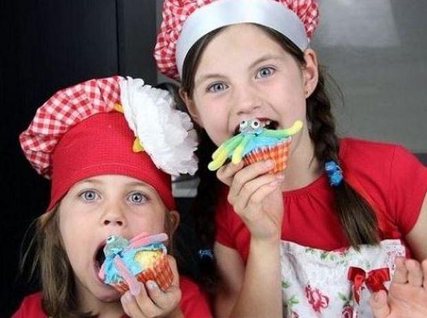Αυτό το 8χρονο κοριτσάκι έγινε εκατομμυριούχος φτιάχνοντας γλυκά αποκλειστικά για παιδιά! (εικόνες)