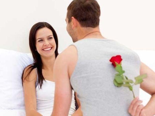 Οι ευαιθησίες του άνδρα όταν ερωτεύεται