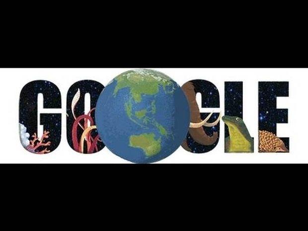 Κουίζ για την Ημέρα της Γης: Η Google τιμάει την ημέρα με ένα doodle (photos+video)