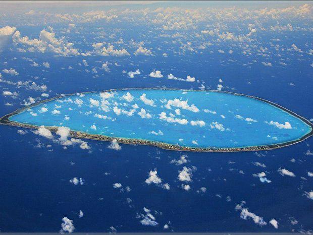 Θα ξετρελαθείτε από την ομορφιά αυτού του νησιού! Δείτε και θα καταλάβετε...