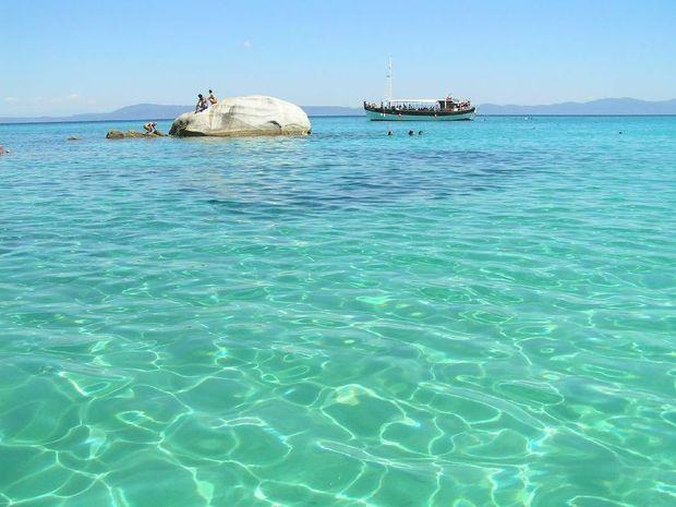 Νησάκια Βουρβουρούς: χρώματα Καραϊβικής και εξωτικές παραλίες