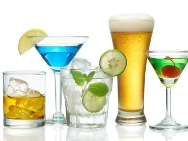 Αλκοολούχα ποτά και οι θερμίδες τους αναλυτικά