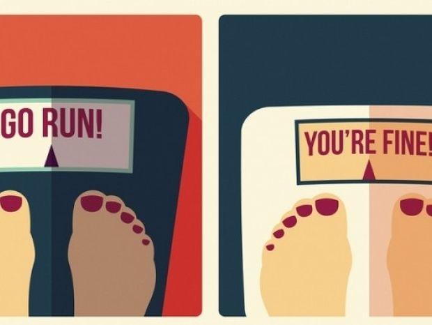Έχετε το σωστό βάρος για το ύψος σας; Δείτε το στον πίνακα!