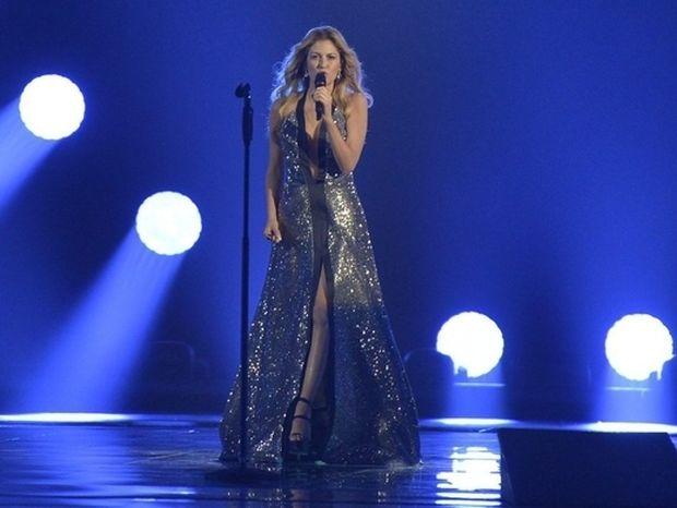 Eurovision 2015: Ελλάδα: Εντυπωσίασε με το «One last breath» η Μαρία Έλενα Κυριάκου