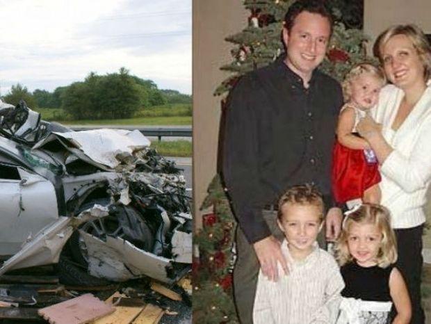 Έχασαν τα 3 παιδιά τους σ' ένα τραγικό τροχαίο! Η μοίρα όμως τους επιφύλασσε μια ακόμα έκπληξη!