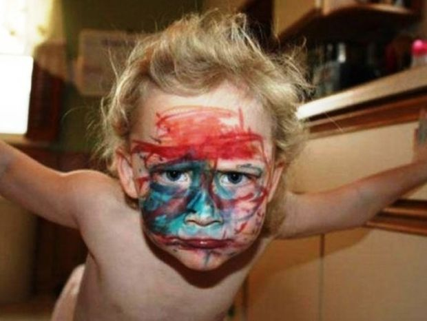 Μερικοί λόγοι για να μην αφήνετε τα παιδιά μόνα τους με μαρκαδόρους! (Φωτογραφίες)