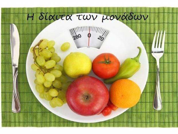 Δίαιτα των μονάδων: Όλες οι απαραίτητες πληροφορίες